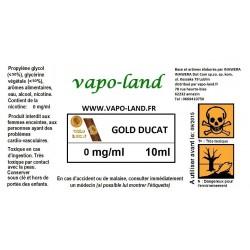 Saveur tabac Gold Ducat