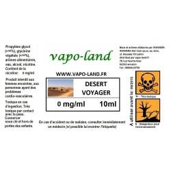 Saveur tabac Desert Voyager