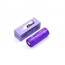 Accus EFEST 18500 IMR Purple 1000 mAh 15A