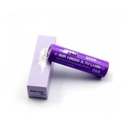 Accus EFEST 18650 IMR Purple 2500 mAh 35A