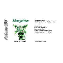 arôme absynthe