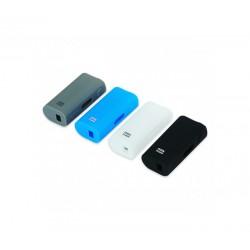 Housse en silicone pour le istick Eleaf 40W. Divers coloris disponibles: translucide, gris, bleu et noir