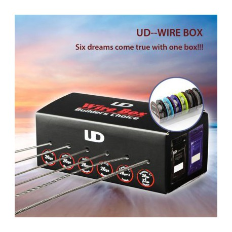 WIRE BOX - UD