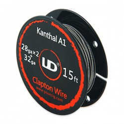 Clapton Coil UD Kanthal A1