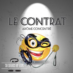 Concentré Le Contrat 30 ml 50 Shades of Vape