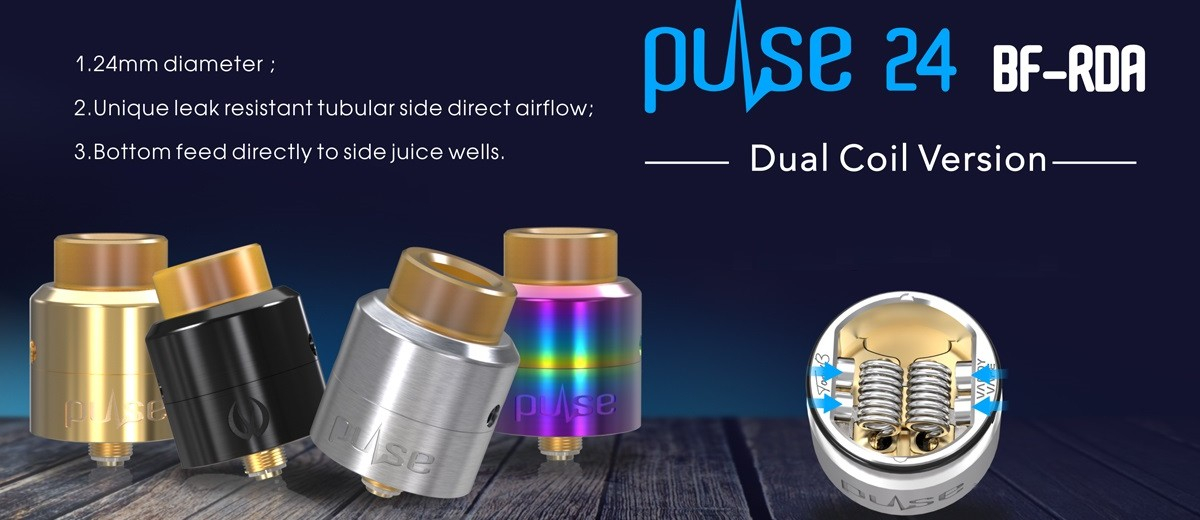 Pulse RDA 22mm VandyVape